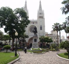 Cathedral in Guayaquil
