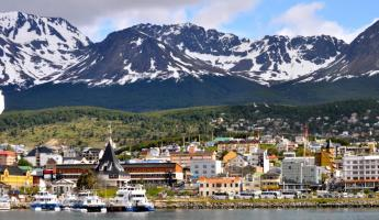Picture-perfect Ushuaia
