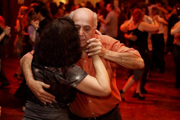A dance for all ages