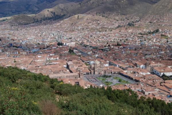 Cuzco and Plaza de Armas