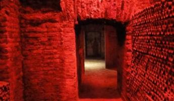 Cave of the Devil- Concha Y Toro Winery