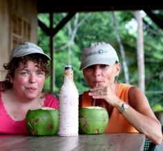 Cheers to Costa Rican Coconuts!