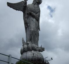 The Virgin of Quito