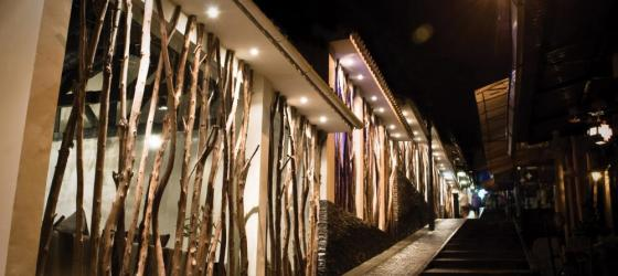 Nestled in Aguas Calientes, relax at Hotel El MaPi