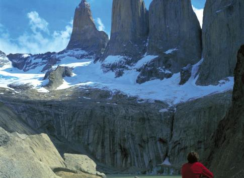Trekking Torres del Paine in beautiful Patagonia