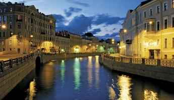 Immerse yourself in the culture of St. Petersburg, Russia