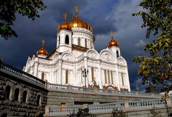 Tour historic cathedrals on your Russian river cruise