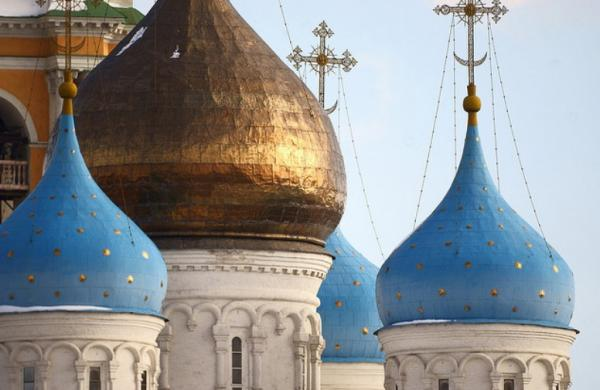 Tour historic monestaries and monuments in Moscow