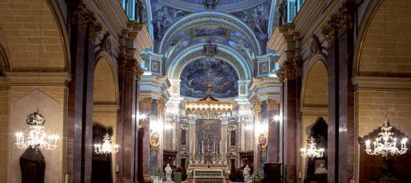 Visit prominent cathedrals of the Mediterranean
