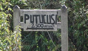 Proof that I made it to the top of Putucusi