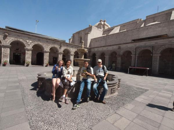 Time For Ice Cream, Arequipa