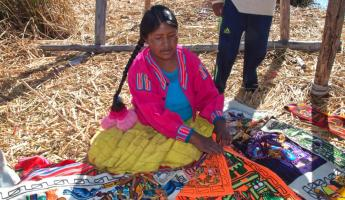 Beautiful Crafts, Lake Titicaca