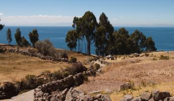 Titicaca From Taquile
