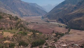 View From Pisac