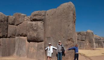 How Heavy?  Saqsayhuaman