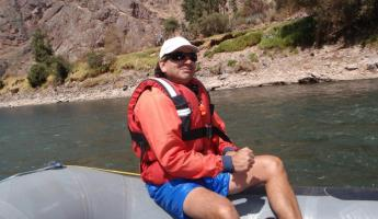 Our rafting guide