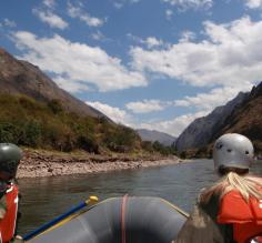 Urubama River and the Sacred Valley