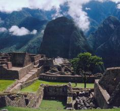 Tour of the Machu Picchu in Peru