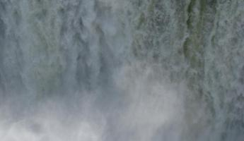 Devil's Throat – the most famous of Iguazu falls
