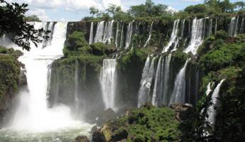 More of the Iguazu Falls