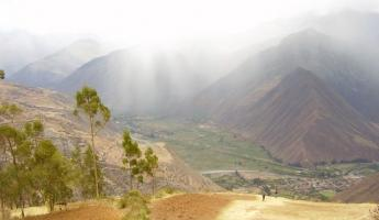 The impact of the Incas on the valley is huge.