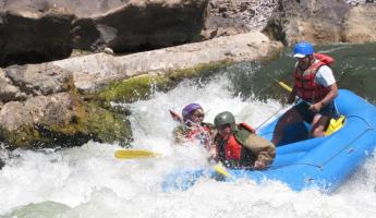 Rafting the Urubamba!