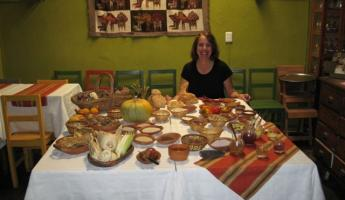 Argentine cooking class in Salta