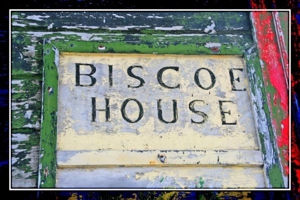 Whaler's Bay, the Biscoe house - Not open for business.