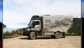 Kolob, our wonderful Expedition Vehicle