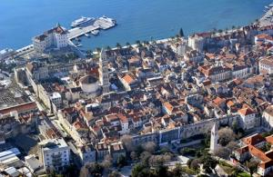 Split - a UNESCO world heritage site