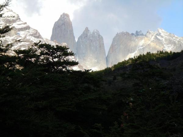 Torres del Paine - the towers