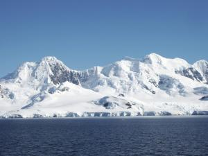 Spotting the continent of Antarctica