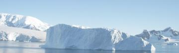 Iceberg in Antarctica, Antarctic tour