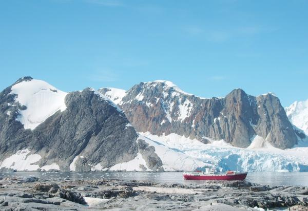 Exploring the remote Antarctica Peninsula onboard an expedition ship