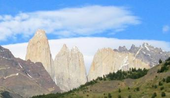 Towers of Pine (aka Torres del Paine)