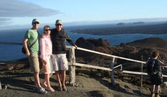 We love the Galapagos!