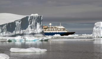 Cruise Antarctica aboard the Sea Spirit
