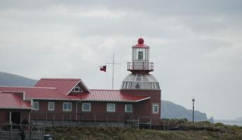 Cape Horn. Lighthouse
