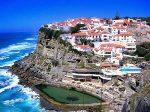 The stunning shores of Portugal