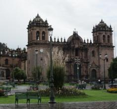 Catholic church in Cusco