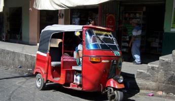 Tuk-tuk ride, anyone?