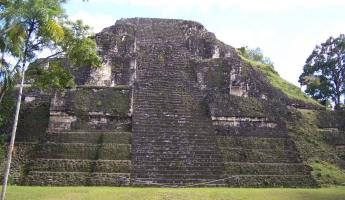 The Lost World- Tikal