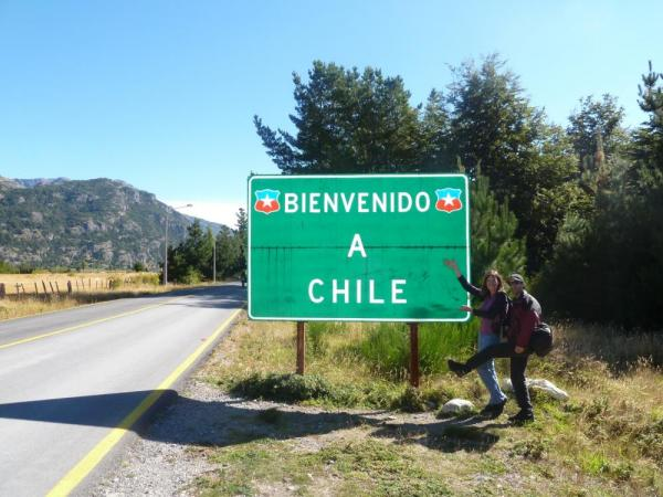 """Welcome to Chile!"""
