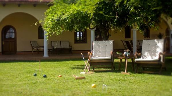 Estancia Tierra Santa offers a wide variety of on-site activities