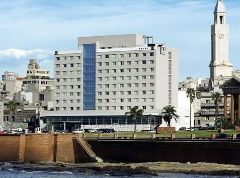 Conveniently located close to the center of Montevideo