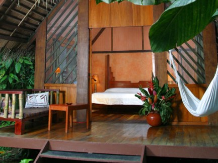 Experience Costa Rica from the comfort of your private balcony