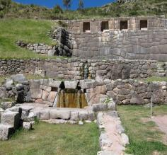 Tambomachay (The Bath of the Inca)