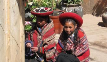 Locals of the Sacred Valley