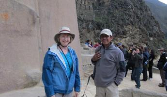 Experiencing the ins and outs of Peru