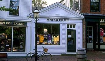 Stroll the streets of Nantucket